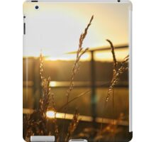 Macro Sunset #2 iPad Case/Skin