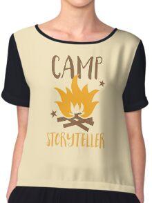 Camp storyteller  Chiffon Top