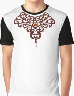 Cork and carnelian swirl Graphic T-Shirt