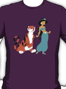 jasmine and her pal rajah T-Shirt