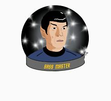 Spock: Sass Master Unisex T-Shirt