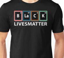 BLM SCRABBLE LOGO Unisex T-Shirt