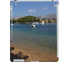 Adriatic Coast iPad Case/Skin