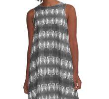 geode A-Line Dress