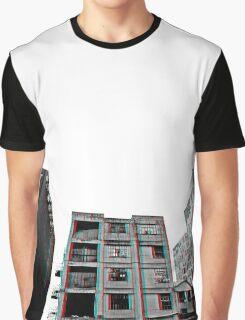 Shop Degeneration vs Technological Rise Graphic T-Shirt