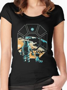 A New Hope Women's Fitted Scoop T-Shirt