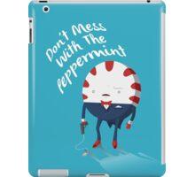 Peppermint Bond iPad Case/Skin