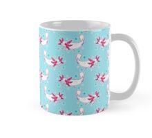 Bubble Axolotl Pattern Mug