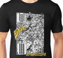Star Platinum VS The World Unisex T-Shirt