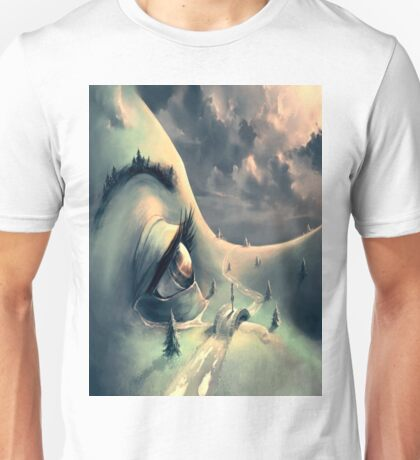 nature, landscape , beauty Unisex T-Shirt