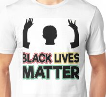 BLM: DON'T SHOOT! Unisex T-Shirt