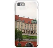 Warsaw Royal Castle's Kubick Arkades, Poland iPhone Case/Skin