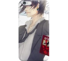 hunter x hunter design iPhone Case/Skin