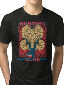 Hunting Club: Gammoth  Tri-blend T-Shirt