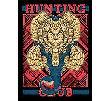 Hunting Club: Gammoth  Photographic Print