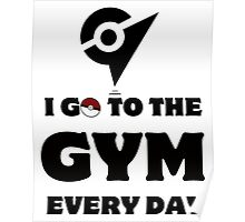 Pokemon Go - Gym Poster