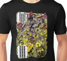 Star Platinum VS The World Colorful Unisex T-Shirt