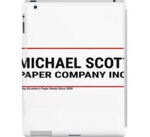 Michael Scott Paper Company iPad Case/Skin