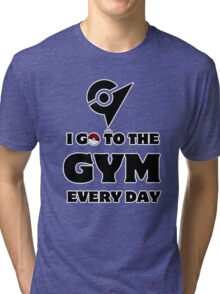 Pokemon Go - Gym Tri-blend T-Shirt