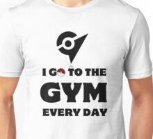 Pokemon Go - Gym Unisex T-Shirt