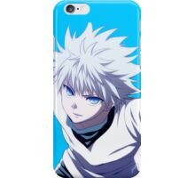 lightning hunter x hunter status iPhone Case/Skin