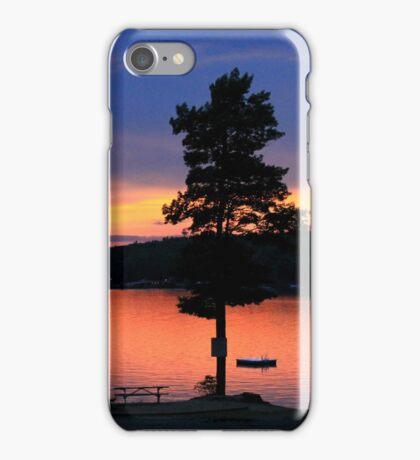 Sunset on Winni iPhone Case/Skin
