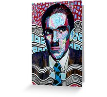 Ron Mael is awesome Greeting Card