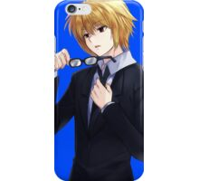 glasses polished hunter x hunter iPhone Case/Skin