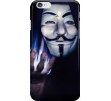 We Are Legion We Are Many iPhone Case/Skin