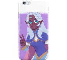 Allura (voltron) iPhone Case/Skin