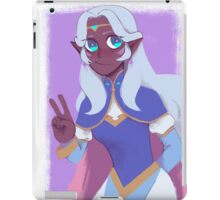 Allura (voltron) iPad Case/Skin