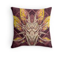 Hunting Club: Mizutsune Throw Pillow