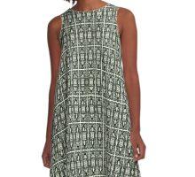window A-Line Dress