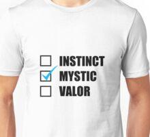 Team Mystic Pokemon Unisex T-Shirt