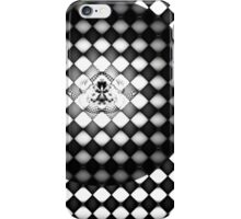 BW-Fraktal iPhone Case/Skin