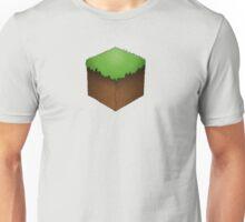 Minecraft Block Unisex T-Shirt