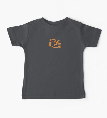 Check Engine - Hot Rod Edition Baby Tee