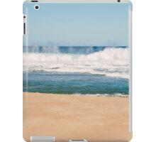 Bar Beach, NSW Australia iPad Case/Skin