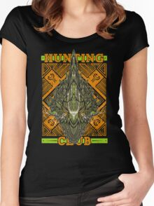 Hunting Club: Astalos Women's Fitted Scoop T-Shirt