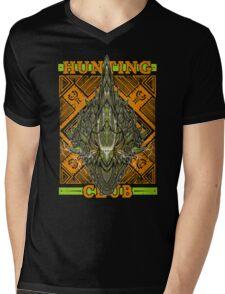 Hunting Club: Astalos Mens V-Neck T-Shirt