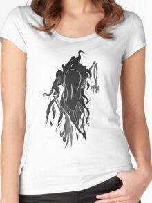 Dementor Women's Fitted Scoop T-Shirt