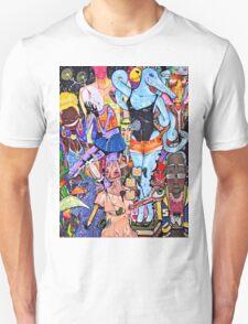 Asunder  Unisex T-Shirt