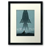 To Kill a Reaper Framed Print
