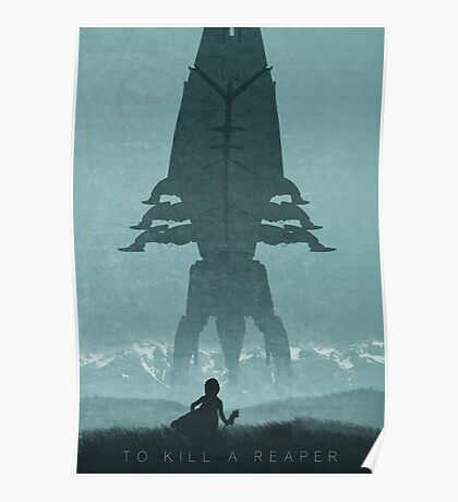 To Kill a Reaper Poster