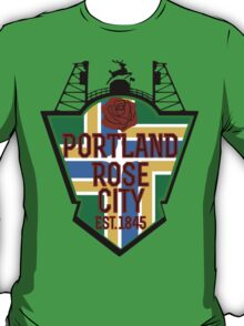 Rep Your City: Portland T-Shirt