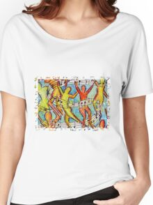 The Dance Women's Relaxed Fit T-Shirt