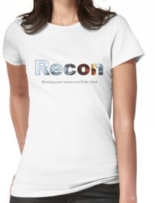 Recon BF Womens Fitted T-Shirt