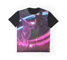 Moonlit Walk Graphic T-Shirt