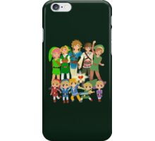 Too Many Links iPhone Case/Skin