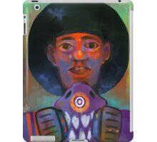 """Artist Portrait"" feat. Dutch Gordy iPad Case/Skin"